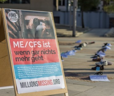 #MillionsMissing ist ein weltweiter Protest, an dem wir uns das erste mal in Deutschland beteiligt haben