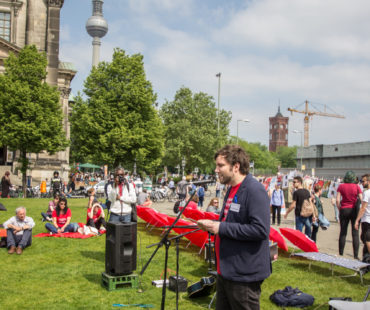 MillionsMissing 2018 Berlin