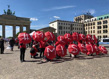 Int. ME/CFS-Tag | #MillionsMissing 2019