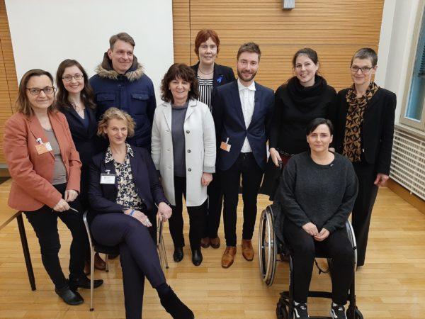 Erstes Parlamentarisches Fachgespräch über ME/CFS im Bundestag